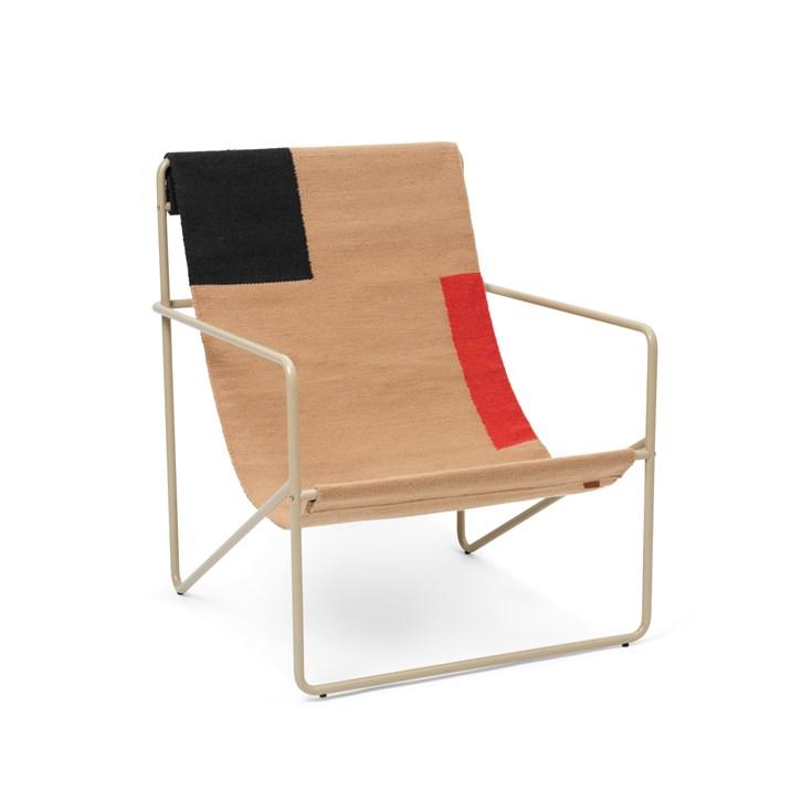 ferm-living-desert-lounge-chair-frame-cashmere-stof-block-82172