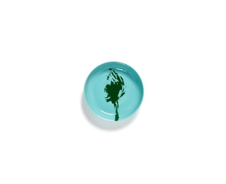 serax-yotam-ottolenghi-feast-bord-hoog-22x22x4cm-azure-artisjok-groen-85407