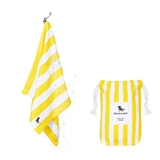 Dock & Bay Cabana Collection cooling towel 69x33cm yellow *