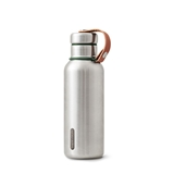 Black + Blum On the Go stainless steel water bottle 50cl olive