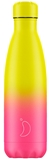 Chilly's drinkfles 500ml gradient neon