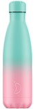 Chilly's drinkfles 500ml gradient pastel