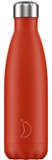 Chilly's drinkfles 500ml neon rood