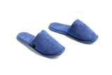 Hay Frotté slippers one size blauw