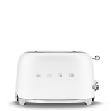 Smeg broodrooster 2 sleuf / 2 snee mat wit